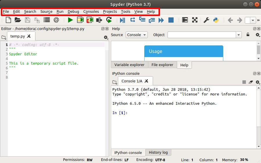 Vertabelo Academy Blog   How to Install the Python Spyder IDE and