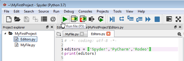 Vertabelo Academy Blog | How to Install the Python Spyder IDE and